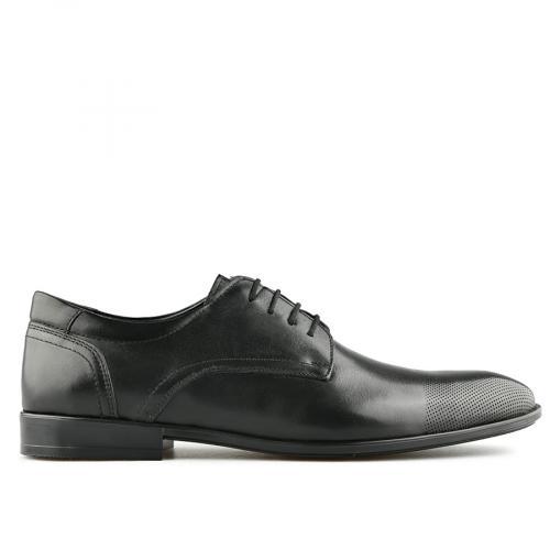 мъжки елегантни обувки черни 0141146