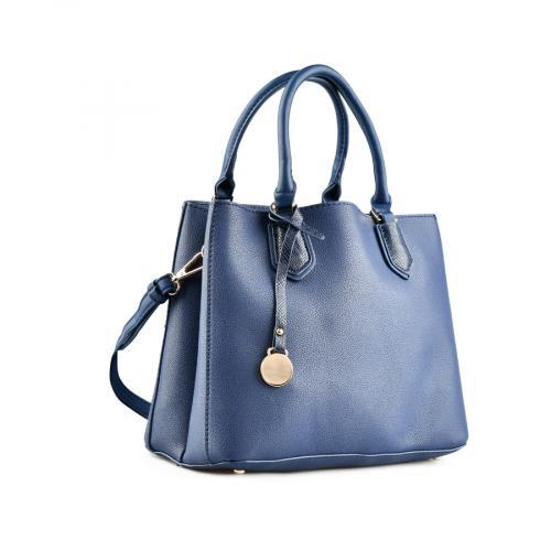 дамска ежедневна чанта синя 0143371
