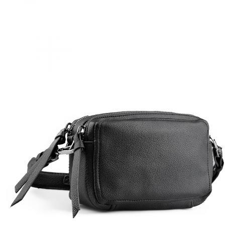 дамска ежедневна чанта черна 0139200