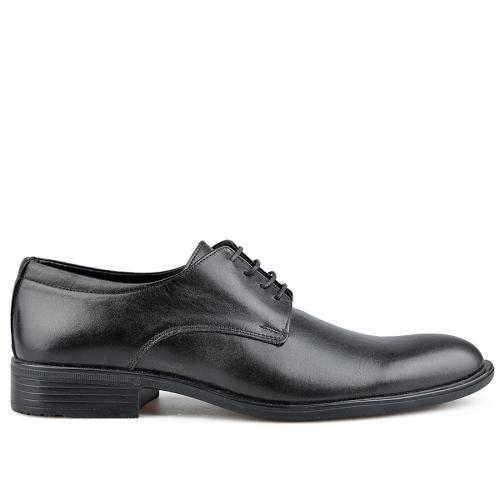мъжки елегантни обувки черни 0112092