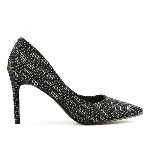 дамски елегантни обувки черни 0141691