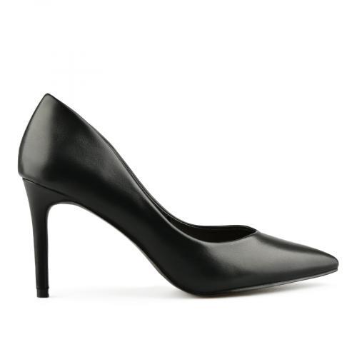дамски елегантни обувки черни 0141693