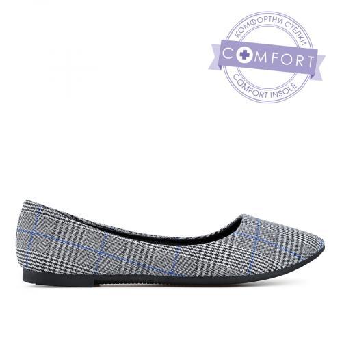 дамски ежедневни обувки сиви 0136628