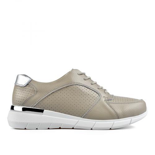 дамски ежедневни обувки бежови 0137226