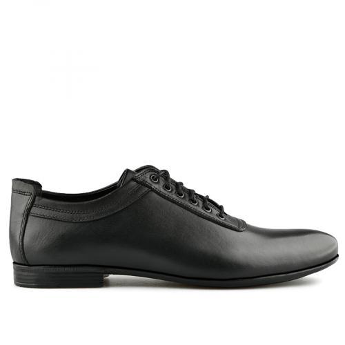 мъжки ежедневни обувки черни 0141144