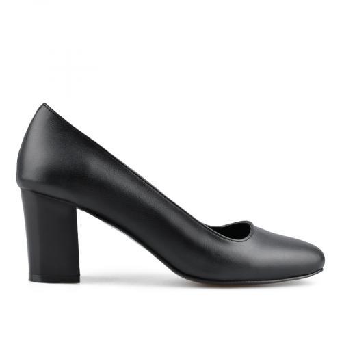 дамски елегантни обувки черни 0138314