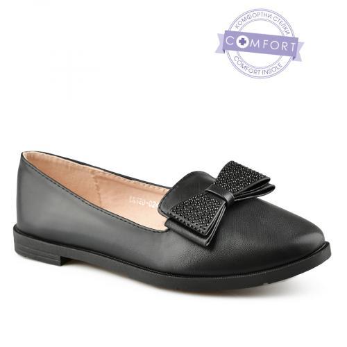 дамски ежедневни обувки черни 0140371