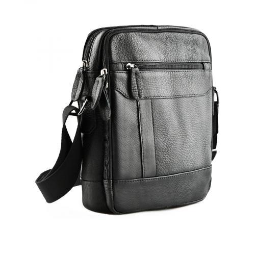 мъжка ежедневна чанта черна 0143865