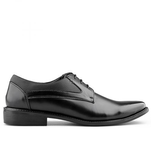 мъжки елегантни обувки черни 0139070