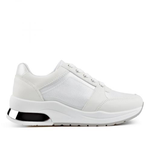 дамски ежедневни обувки бели 0136639