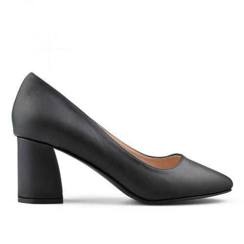 дамски елегантни обувки черни 0139002