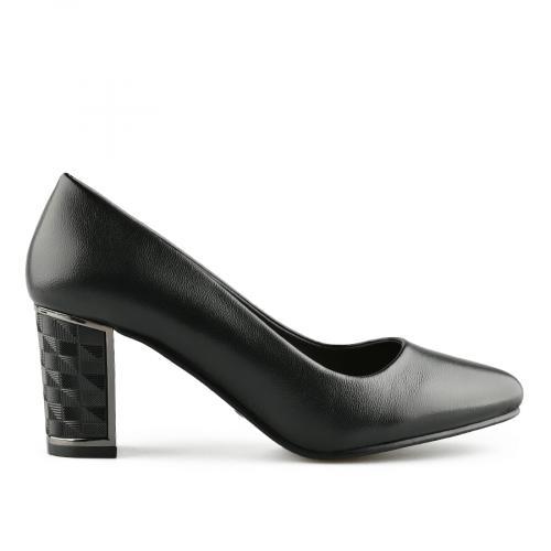дамски елегантни обувки черни 0141032