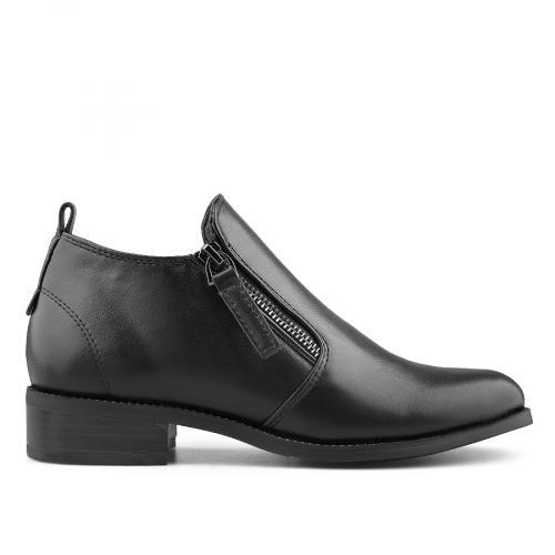 дамски ежедневни обувки черни 0138787