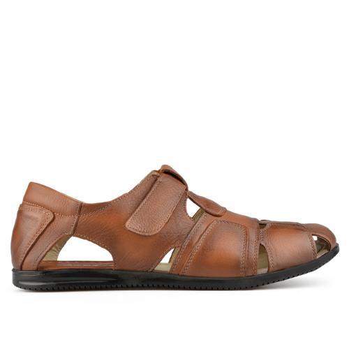 мъжки сандали кафяви 0141226