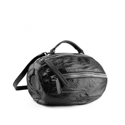 дамска ежедневна чанта черна 0139286