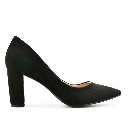 дамски елегантни обувки черни 0140026
