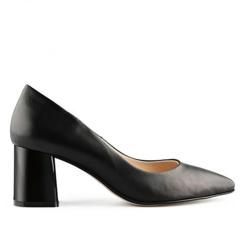 дамски елегантни обувки черни 0141127