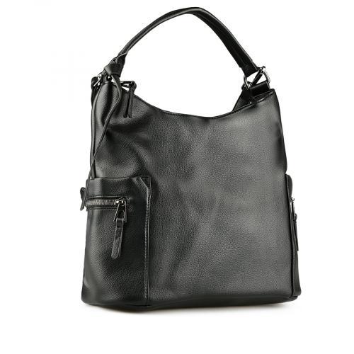 дамска ежедневна чанта черна 0145257