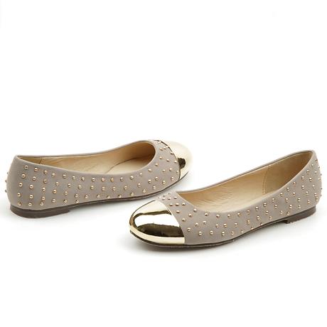 дамски обувки бежови 0116352