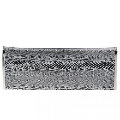 дамска елегантна чанта черна 0124000