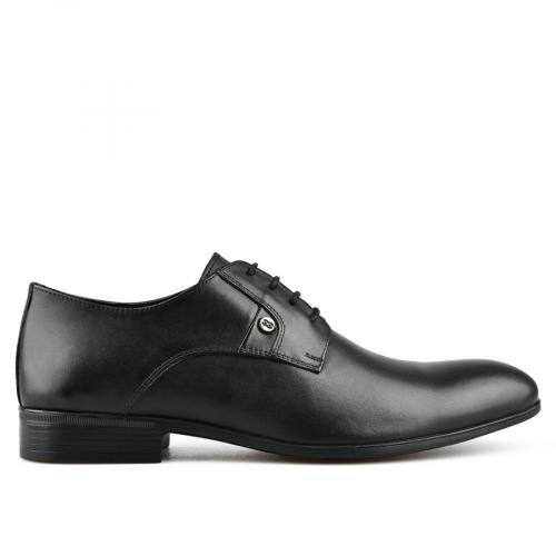 мъжки елегантни обувки черни 0144276