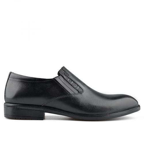 мъжки елегантни обувки черни 0139481