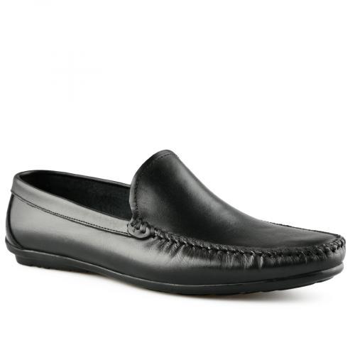 мъжки ежедневни обувки черни 0141250