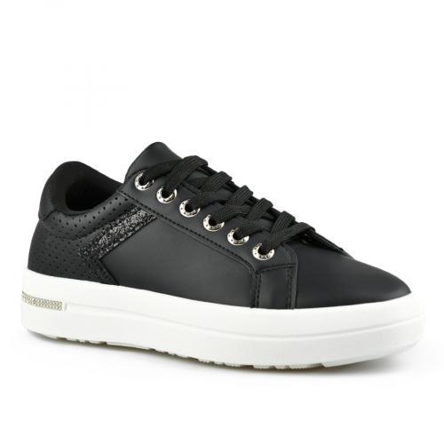 дамски ежедневни обувки черни 0143506
