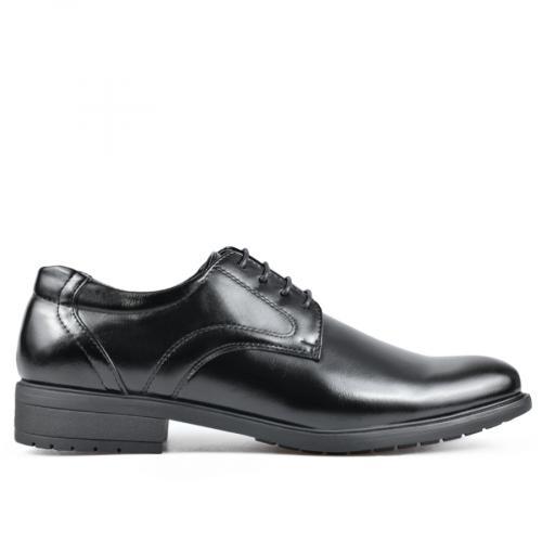 мъжки елегантни обувки черни 0135733
