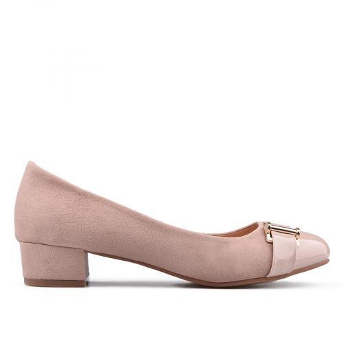 дамски ежедневни обувки бежови 0132972