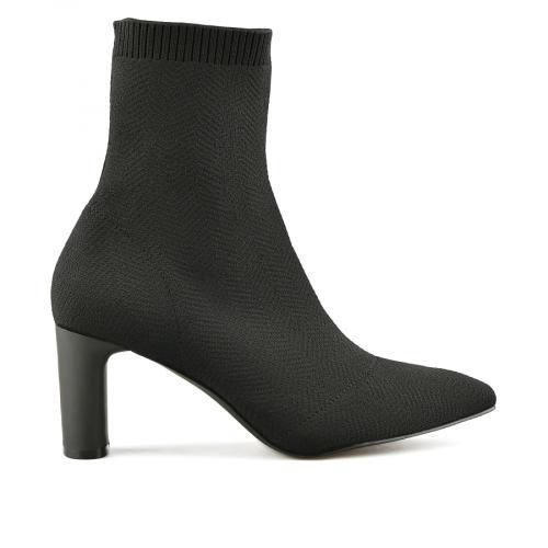 дамски елегантни боти черни 0141683