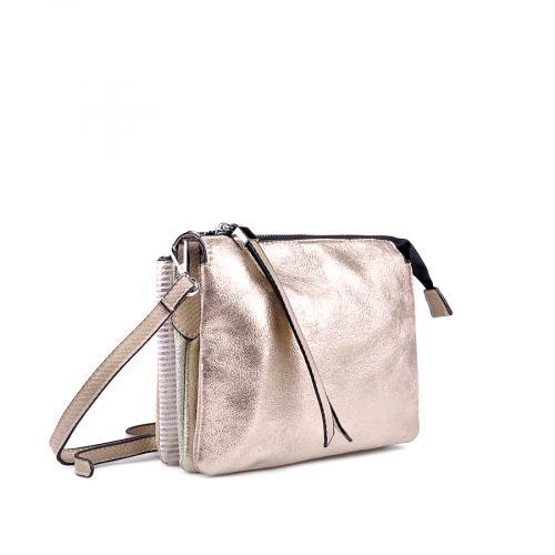 дамска ежедневна чанта розова 0138190