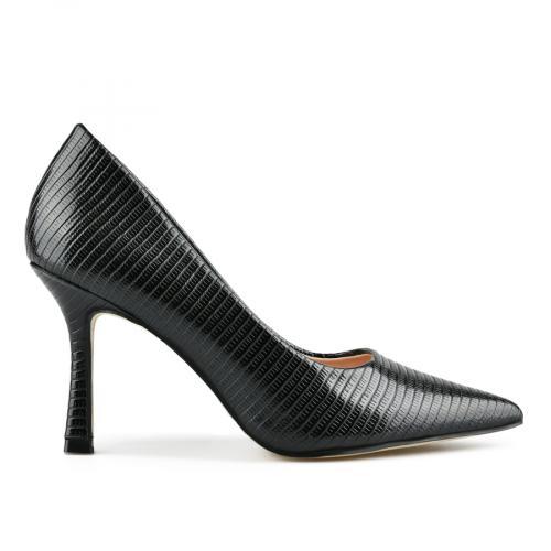 дамски елегантни обувки черни 0143214
