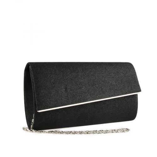 дамска елегантна чанта черна 0140895