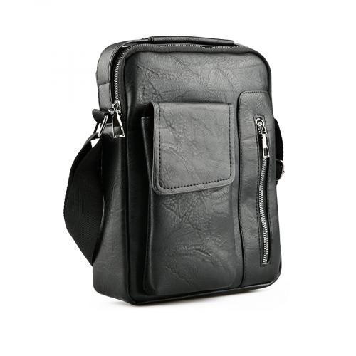мъжка ежедневна чанта черна 0141595