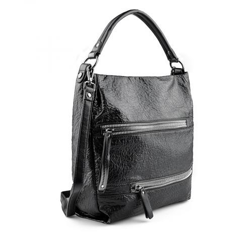 дамска ежедневна чанта черна 0139285