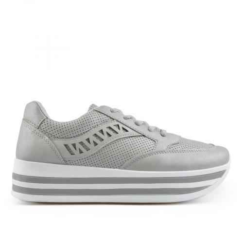 дамски ежедневни обувки сиви 0136898