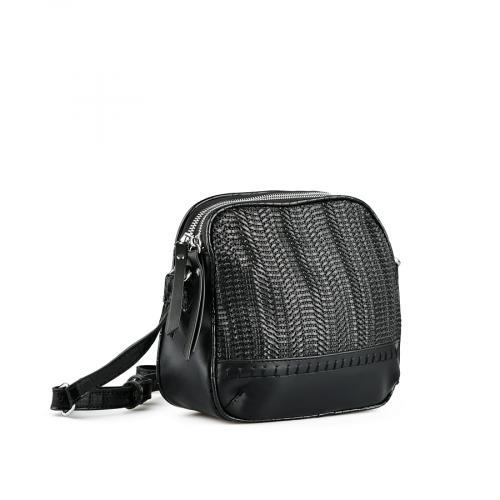дамска ежедневна чанта черна 0143621