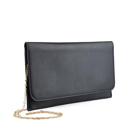 дамска  елегантна чанта черна 0136800