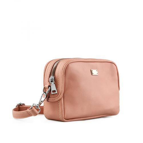 дамска ежедневна чанта розова 0143369
