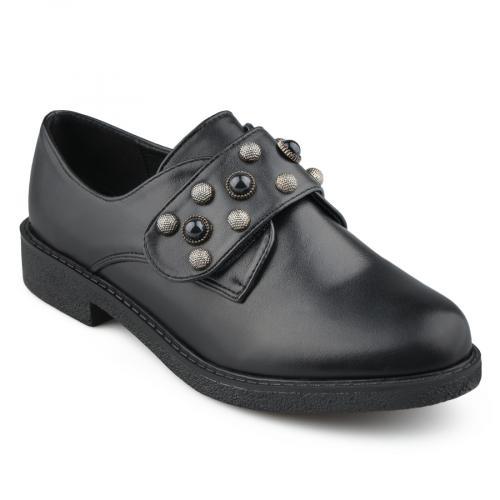 дамски ежедневни обувки черни 0139170