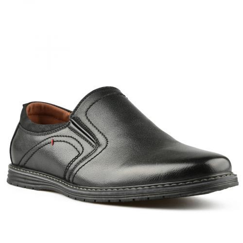 мъжки ежедневни обувки черни 0144803