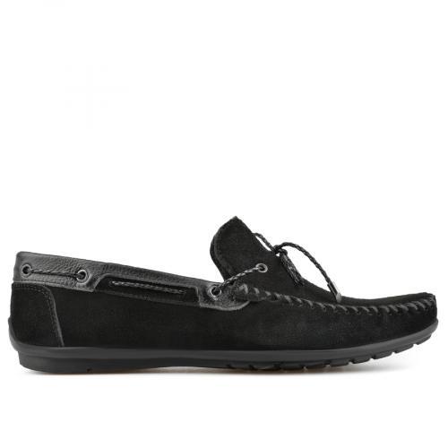 мъжки ежедневни обувки черни 0138277