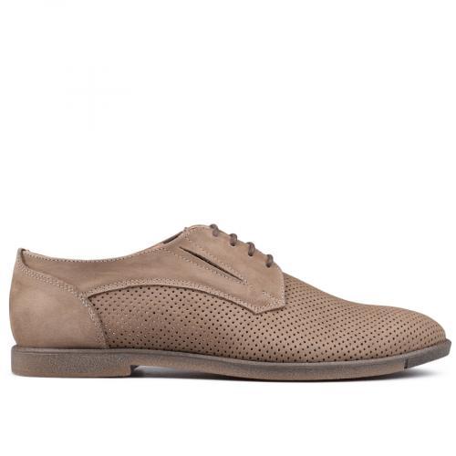 мъжки ежедневни обувки бежови 0131293