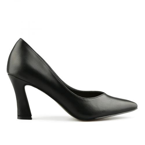 дамски елегантни обувки черни 0141685