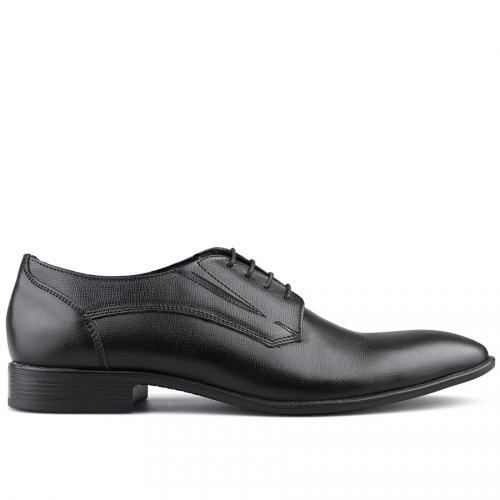 мъжки елегантни обувки черни 0125677