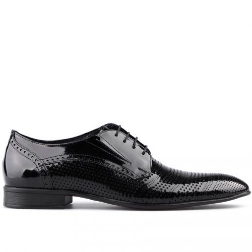 мъжки елегантни обувки черни 0124832