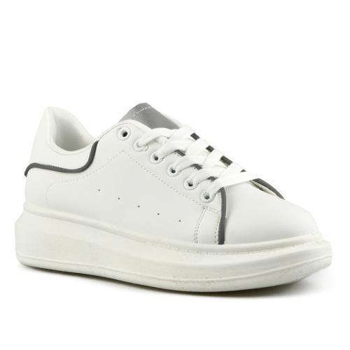 дамски ежедневни обувки бели 0142001