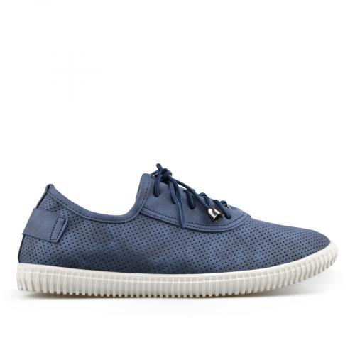 дамски ежедневни обувки сини 0137786