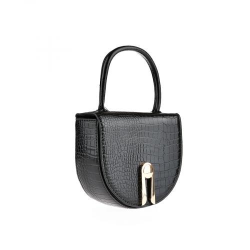 дамска ежедневна чанта черна 0141830